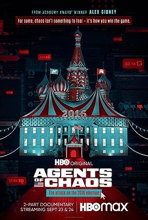 Assistir Agents of Chaos Online Gratis