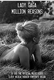 Lady Gaga: Million Reasons Poster