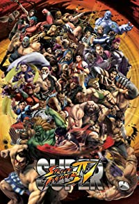 Primary photo for Super Street Fighter IV