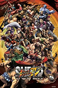 Super Street Fighter IV movie download in hd