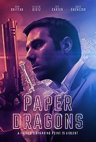 Eileen Dietz, Sam Brittan, Abie Ekenezar, and Kristie Carter in Paper Dragons (2021)