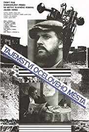 Tajemství Ocelového mesta (1979) Poster - Movie Forum, Cast, Reviews