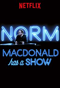 Primary photo for Norm Macdonald Has a Show
