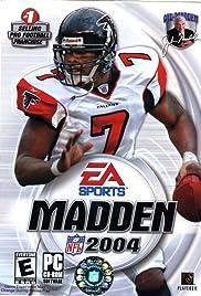 Madden NFL 2004 Poster