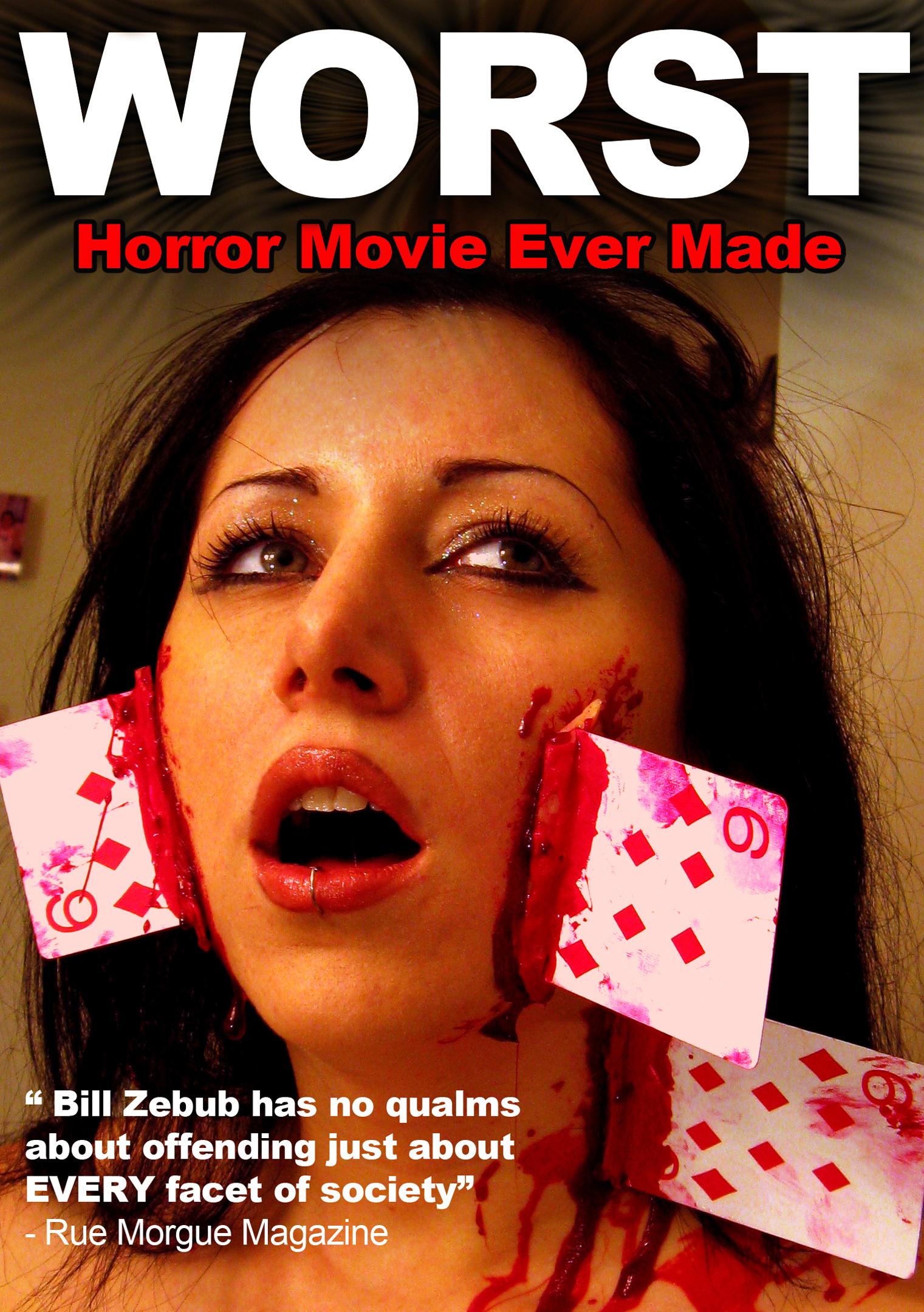 Horror films worst sex slave