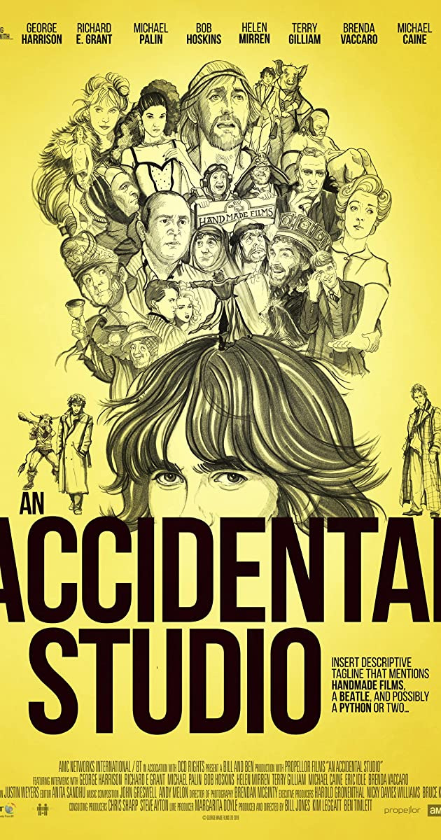 An Accidental Studio (2019) - An Accidental Studio (2019) - User