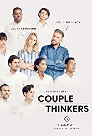 Couple Thinkers Poster