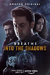Abhishek Bachchan, Amit Sadh, and Nithya Menon in Breathe: Into the Shadows (2020)