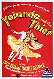 Yolanda and the Thief Poster