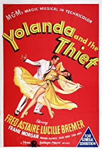 Clip downloadable free hollywood movie Yolanda and the Thief [480x320]