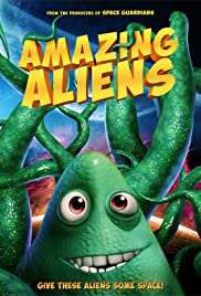 Amazing Aliens (2019) 720p