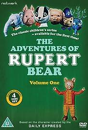 The Adventures of Rupert Bear Poster