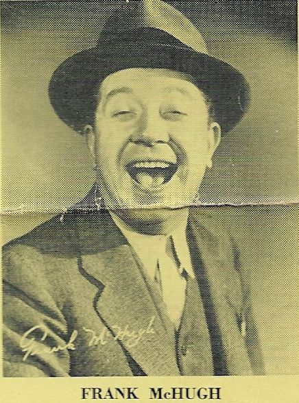 Frank McHugh in Marry the Girl (1937)