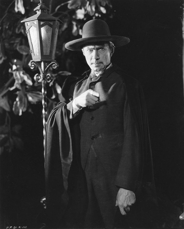 Bela Lugosi in White Zombie (1932)
