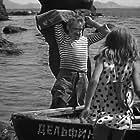 Lina Braknyte and Kaarel Karm in Paskutine atostogu diena (1964)
