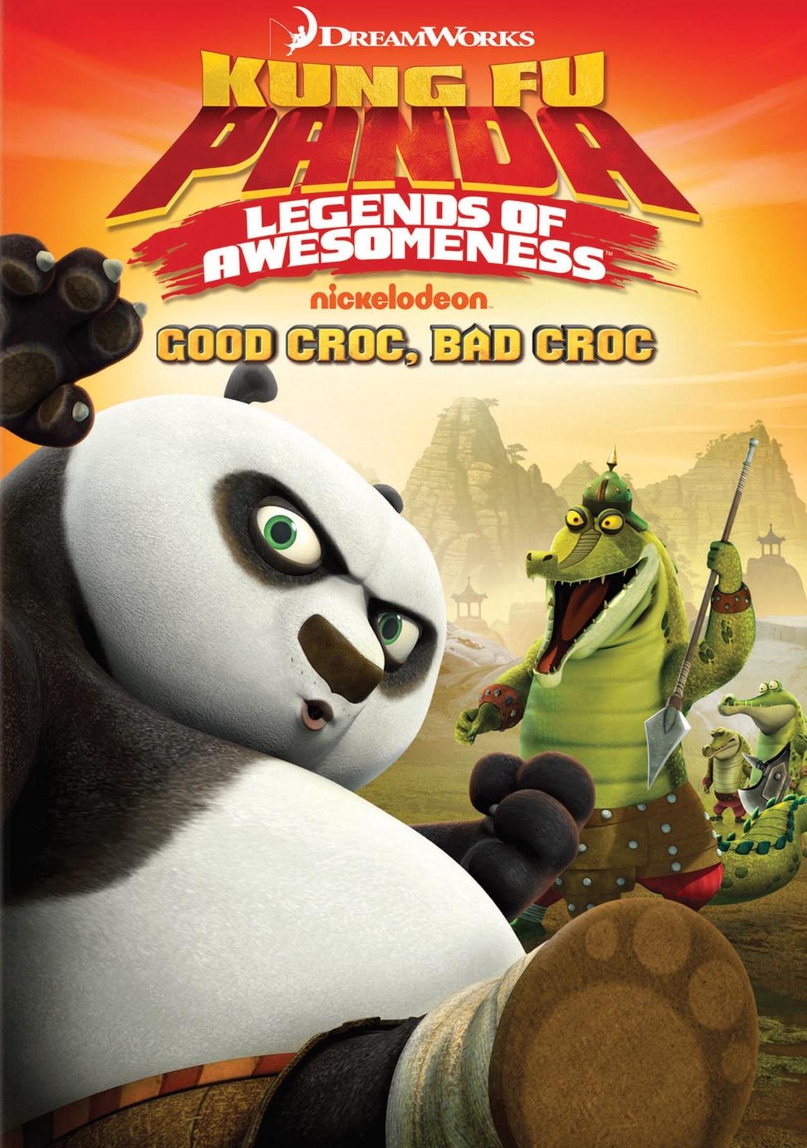 دانلود مجموعه کامل پاندای کونگفوکار: افسانه های شگفت انگیز با لینک مستقیمKung Fu Panda Legends of Awesomeness 2011