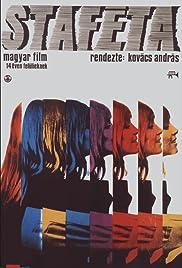 Staféta Poster