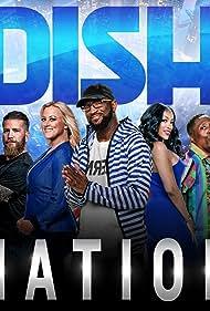 Da Brat, Rickey Smiley, Heidi Hamilton, Frank Kramer, HeadKrack, Gary With Da Tea, and Porsha Williams in Dish Nation (2011)