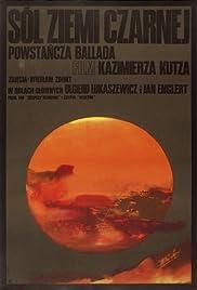 Sól ziemi czarnej Poster