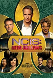 NCIS: New Orleans - Season 2: Crossing Over: A Look at Sister City Poster