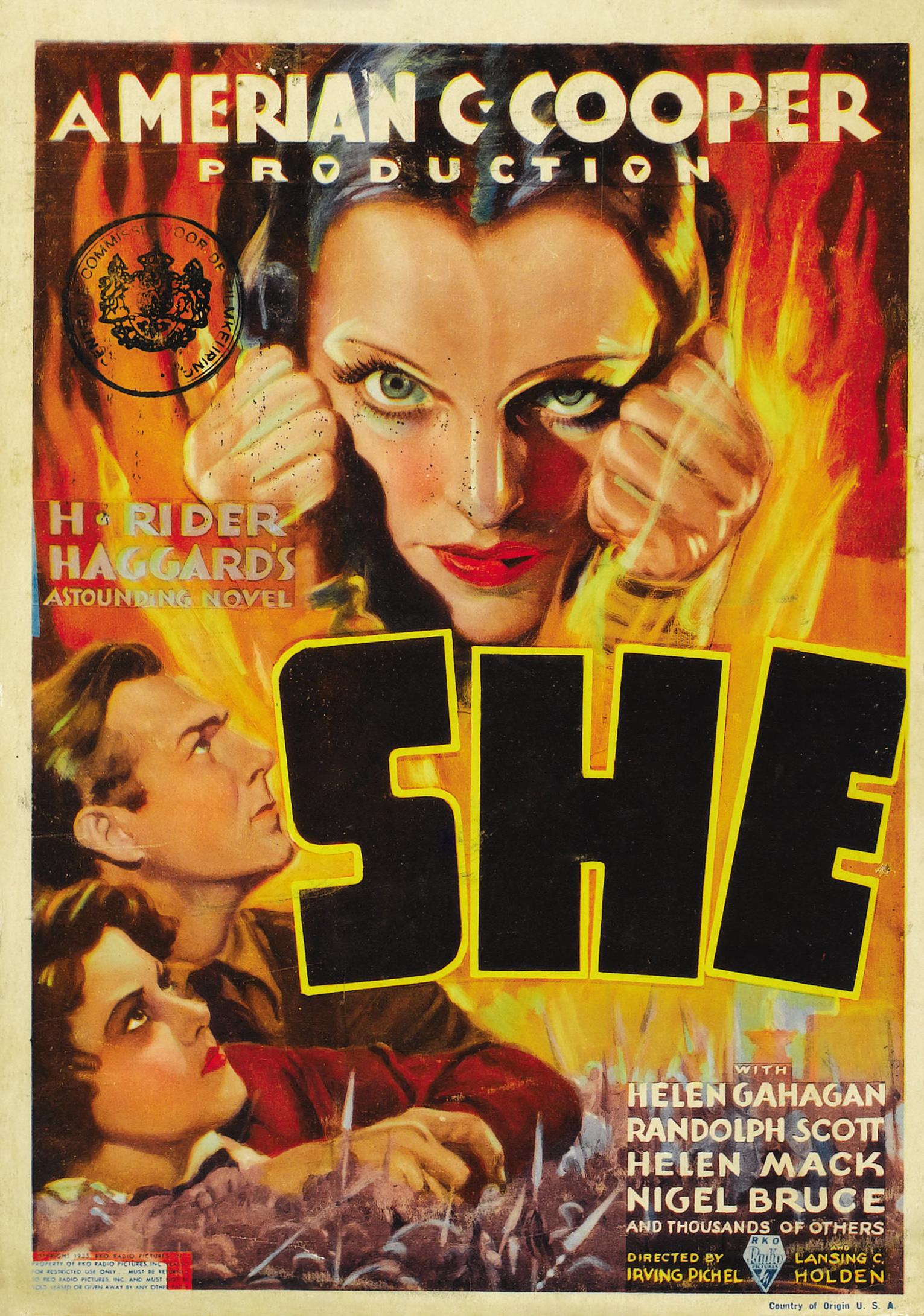 She (1935) - IMDb