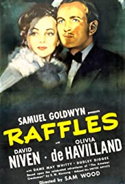 Raffles Poster