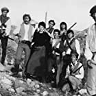 Iris Berben, Tomas Milian, and Franco Nero in Vamos a matar, compañeros (1970)