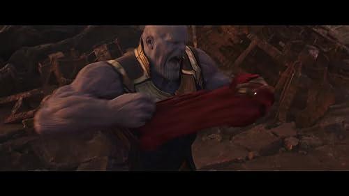 Fighting Thanos