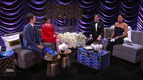 Melanie Lynskey and Jason Ritter Talk Favorite Movies