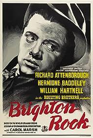 Richard Attenborough in Brighton Rock (1948)