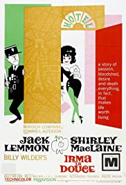 Irma la Douce (1963) Poster - Movie Forum, Cast, Reviews