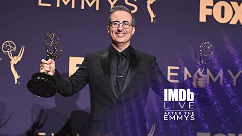 John Oliver Discusses the Trickiness of Emmy Competition