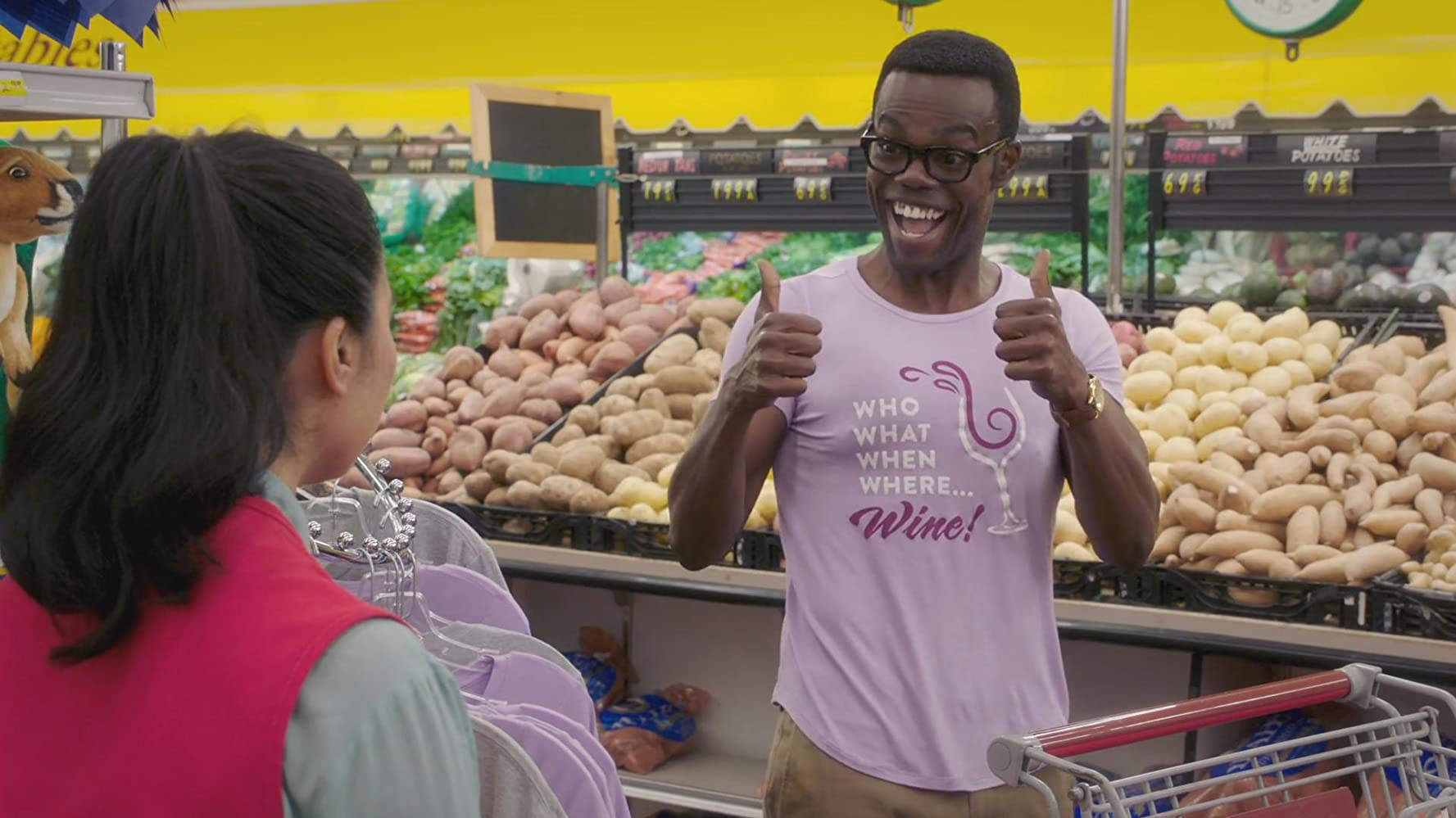 William Jackson Harper in The Good Place (2016)