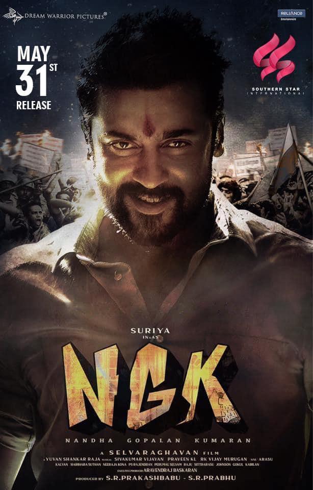NGK (2021) Hindi Dubbed 450MB UNCUT HDRip 480p ESubs Free Download