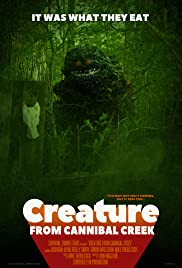 Creature from Cannibal Creek Poster