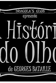 A História do Olho Poster