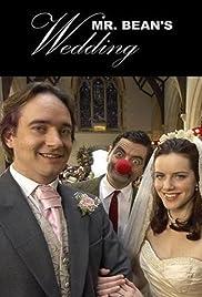 Mr. Bean's Wedding Poster
