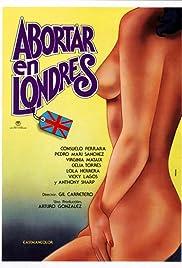 Abortar en Londres Poster