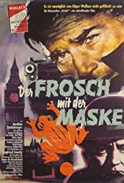 Face of the Frog (1959) Poster - Movie Forum, Cast, Reviews