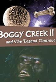 Boggy Creek II: And the Legend Continues Poster