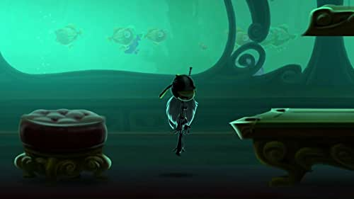 Rayman Legends: 20,000 Lums Under The Sea