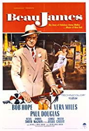 Beau James (1957) Poster - Movie Forum, Cast, Reviews