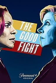 Christine Baranski and Audra McDonald in The Good Fight (2017)
