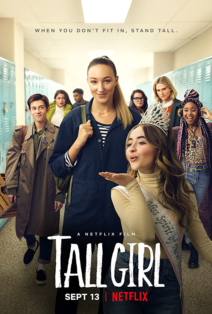 Tall Girl (2019) – 1080p – 720p – NF – WebDL – Dual Audio [Hindi DD5.1 English DD5.1] x264 ESubs