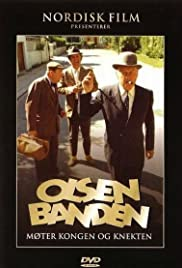 Olsen-banden møter kongen og knekten (1974) Poster - Movie Forum, Cast, Reviews