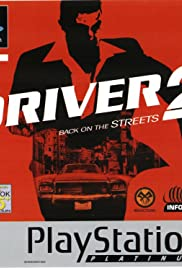 Driver 2 Poster
