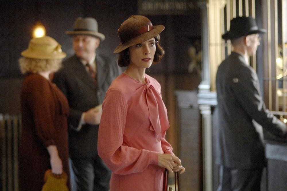 Abigail Spencer in Timeless (2016)