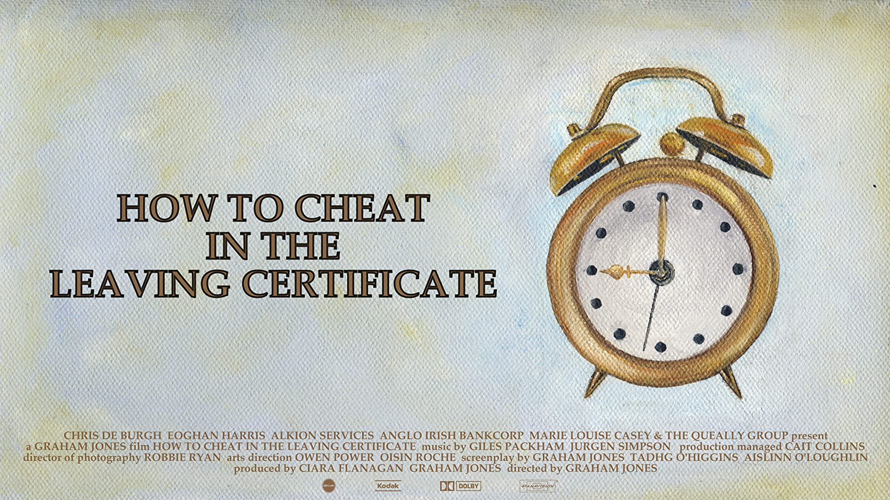 How To Cheat In The Leaving Certificate 1997
