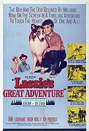 Lassie's Great Adventure Poster