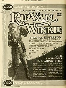 Rip Leaving Sleepy Hollow (1896)